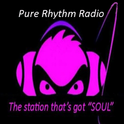 Pure Rhythm Radio-Logo