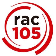 RAC105-Logo