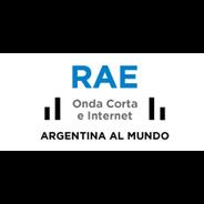 RAE Argentina al Mundo-Logo