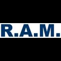 Radio Audizioni Mediterranea RAM-Logo