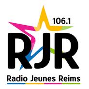 Radio Jeunes Reims RJR-Logo