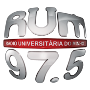 Rádio Universitária do Minho RUM-Logo
