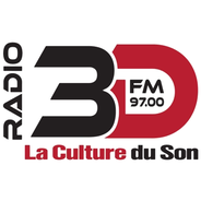 Radio 3D FM-Logo