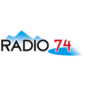 Radio 74-Logo