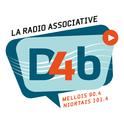 Radio D4B-Logo