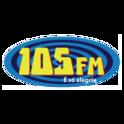 Rádio 105 FM-Logo