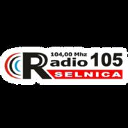 Radio 105-Logo