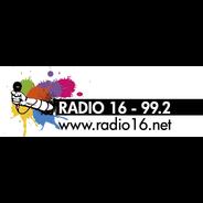 Radio 16-Logo