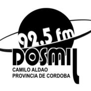 Radio 2000 92.5-Logo