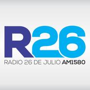 Radio 26 de Julio-Logo