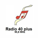Radio 40 plus-Logo