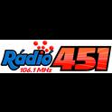 Rádió 451-Logo