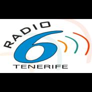 Radio 6 Tenerife-Logo