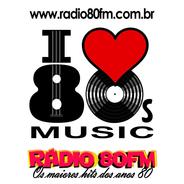 Radio 80 FM-Logo