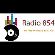 Radio 854-Logo