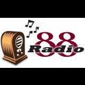 Radio 88 Partille-Logo