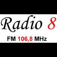 Radio 8-Logo