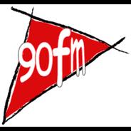 Radio 90FM-Logo