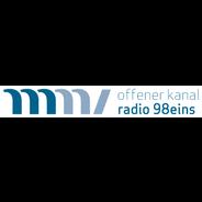 radio 98eins-Logo