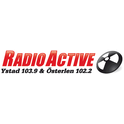 Radio Active 103.9-Logo