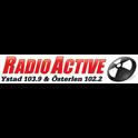 Radio Active 103.9-Logo