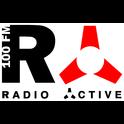 Radio Active 100 FM-Logo