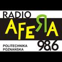 Radio Afera 98.6-Logo