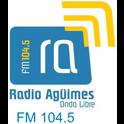 Radio Agüimes Onda Libre-Logo