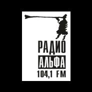 Radio Alfa 104.1-Logo