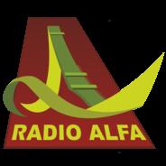 Radio Alfa 98.6-Logo
