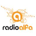 Radio Alfa Italien Castel Goffredo-Logo