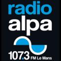 Radio Alpa-Logo
