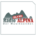 Radio Alpina 106,9-Logo
