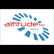 Rádio Altitude 90.9-Logo