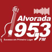 Rádio Alvorada 95.3-Logo