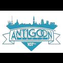 Radio Antigoon -Logo