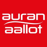 Radio Auran Aallot-Logo