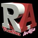 Radio Avlija-Logo
