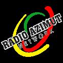 Radio Azimut Network-Logo