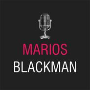 Radio Blackman-Logo