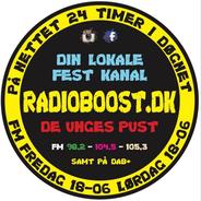 Radio Boost-Logo