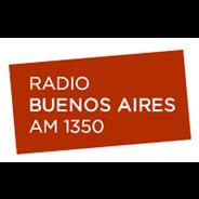 Radio Buenos Aires 1350 AM-Logo