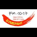 Radio Bumerang 101.7-Logo