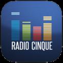 Radio Cinque-Logo
