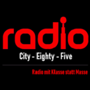 Radio City - Eighty Five-Logo