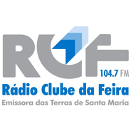 Rádio Clube da Feira-Logo