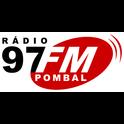 97fm Rádio Clube de Pombal-Logo