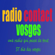 Radio Contact Vosges-Logo
