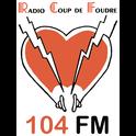 Radio Coup de Foudre-Logo