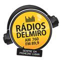 Rádio Delmiro-Logo
